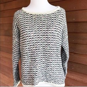 Anthropologie/La Fee Verte sweater